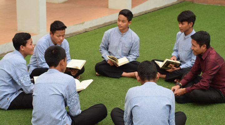 Serunya Mengenyam Pendidikan di ETAHFIDZ.
